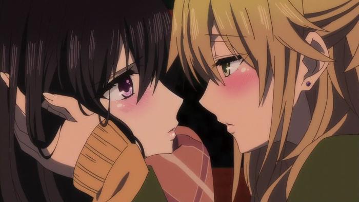 アニメ - 【citrus -シトラス-】 第12話 キャプ感想 わたしと同じ気持ちだったらキスしてください… 柚子ちゃんのマジ告白キター!!