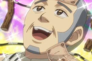 アニメ - 【ゴールデンカムイ】12話(最終回)感想 2期放送決定!江渡貝くん登場で親分と姫はカット?