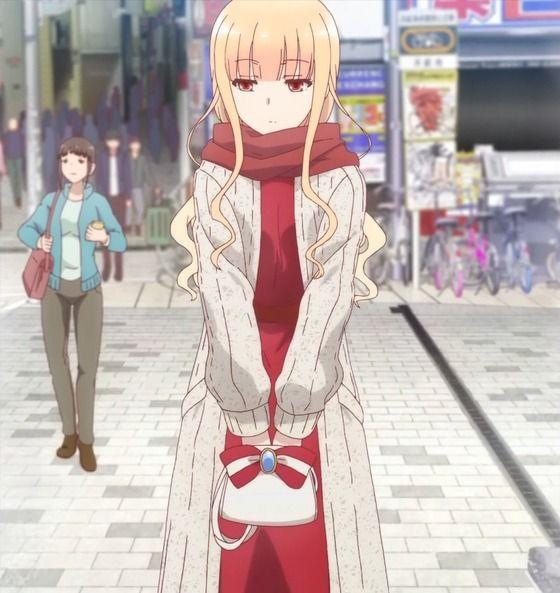 アニメ - 『ラーメン大好き小泉さん 第11話 感想』思い出ブラック大阪絢音姉!