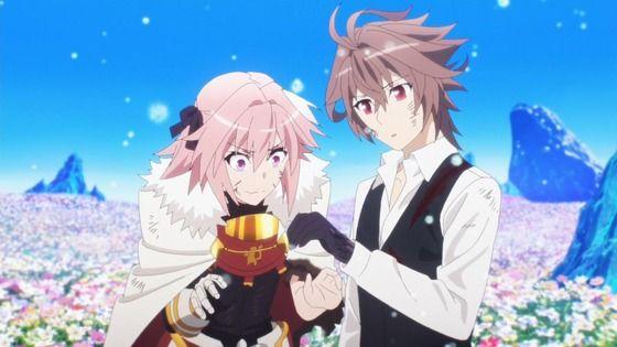 アニメ - Fate/Apocrypha 第25話(最終回) 感想:ジークくんにも最後に救いがあってよかった!