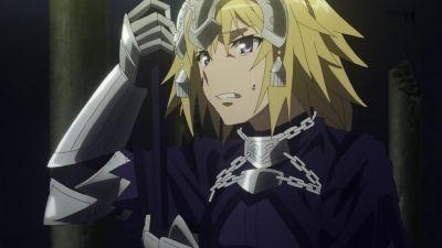 アニメ - Fate/Apocrypha 第24話「聖杯戦争」感想 フランちゃん自分のかけらをジーク君に受け取ってもらってたのか。