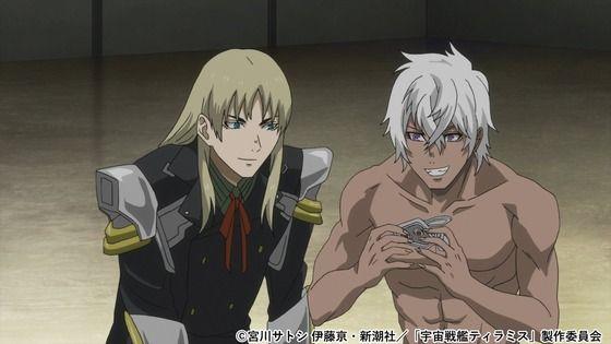 アニメ - 宇宙戦艦ティラミス 第10話 感想:スバルBに振り回されてお兄ちゃんもっと苦労しそう!