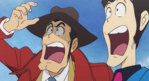 アニメ - 【ルパン三世 PART5】4話感想 ルパンととっつぁんの共闘はやっぱいいね