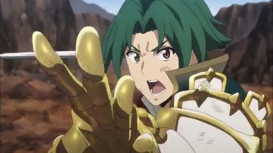 アニメ - グランクレスト戦記 第14話 感想:従属を断ってからの従属!親兄弟の恨みで裏切らないのかな!