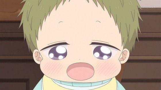 アニメ - 学園ベビーシッターズ 第12話(最終回) 感想:こたくんサンタさんに何もらったのかな!