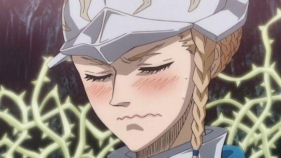 アニメ - ブラッククローバー 第37話 感想:シャーロット団長がヤミ団長を好き!これからどうなるのか気になる