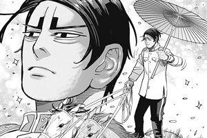 【ゴールデンカムイ】155話感想 鯉登が軽業師としての才能発揮!山田フミエ先生が強烈だわw