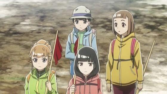 アニメ - 宇宙よりも遠い場所 第4話 感想:高地でトレーニングなんて本格的!どんな役割するんだろう!