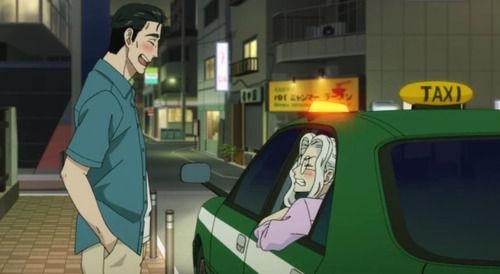 アニメ - 【恋は雨上がりのように】9話感想 仲良いなこのおっさん達