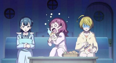 アニメ - 《HUGっと!プリキュア》12話感想・画像 パジャマパーティー!上級幹部がそろそろ本気出しそうな感じ
