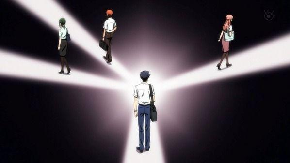 アニメ - 【ヲタクに恋は難しい 2話 感想のみ】 まぁ、それぞれ趣味趣向違いますよね…
