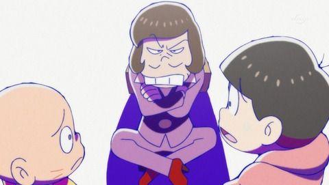 アニメ - 【おそ松さん 2期】第23話 感想 イヤミ吊らないでー!