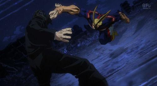アニメ - 【僕のヒーローアカデミア(第3期)】10話(48話)感想 オール·ファー·ワンちょっと強すぎだろ