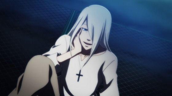 アニメ - デビルズライン 第4話 感想:通りすがりのハンスさん!血をスキットル入れて酒飲みみたい!