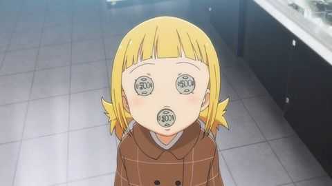 アニメ - 【三ツ星カラーズ】第9話 感想 オヤジと5円玉有能!