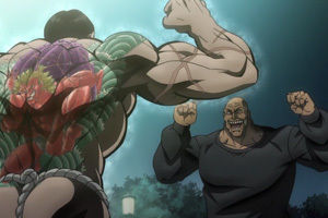 アニメ - 【バキ】5話感想 まだやるかい? やっぱ花山vsスペックは最高に面白いわwww