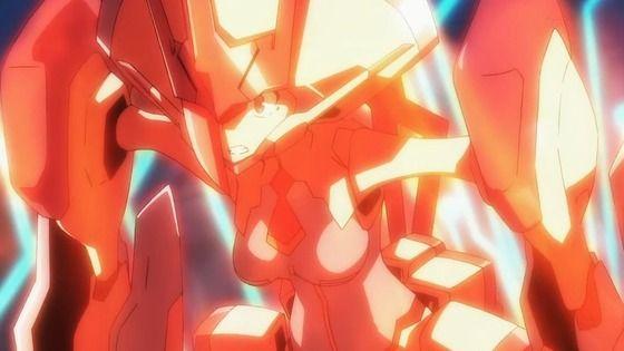 アニメ - 『ダーリン・イン・ザ・フランキス 第9話 感想』知ってた事は未知数で、これから知らない事ばかり