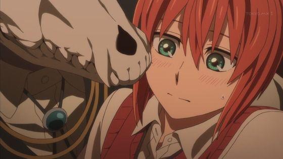 アニメ - 魔法使いの嫁 第13話 感想:エリアスさんまたもチセちゃん守れず!防御率が下がるなぁ!
