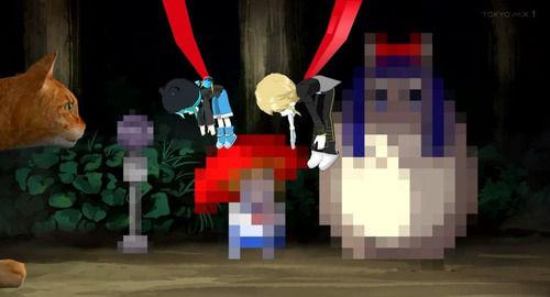 アニメ - 【gdメン gdgd men's party】5話感想 パロやったポプテピピックをさらにパロってるwwwwww