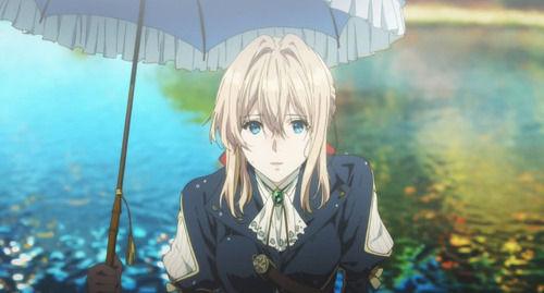 アニメ - 【ヴァイオレット・エヴァーガーデン】7話感想 ヴァイオレット、随分変わったね