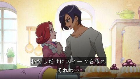 【キラキラ☆プリキュアアラモード】第46話 感想 ノワール様、フラれる