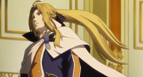 アニメ - 【グランクレスト戦記】18話感想 ここでアレクシスが立ち上がるのか