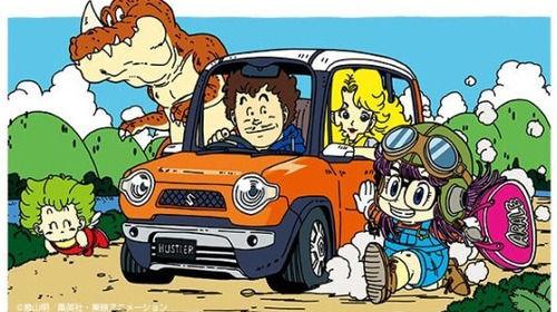 アニメ - 漫画家・鳥山明って「ドラゴンボール」と「ドラクエ」なかったらどれくらいの知名度に留まってたの?