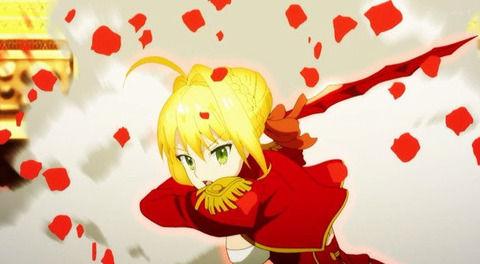 アニメ - 《Fate/EXTRA Last Encore》9話感想・画像 ネロちゃまは太陽だと思い知らされた回でした