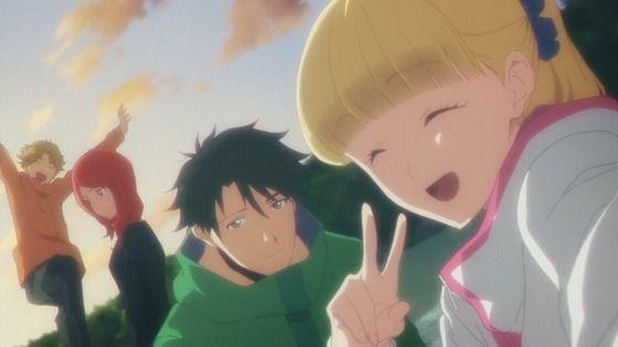 アニメ - 『多田くんは恋をしない 第11話 感想』ねえ君に,君にひとつ伝えときたいんだ