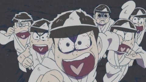 アニメ - 【おそ松さん 2期】第25話 感想 地獄からの大脱出【最終回】