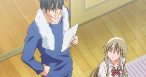 アニメ - 【25歳の女子高生】7話感想 勉強からお泊りへ