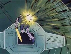 """アニメ - 『ガンダム』の""""面白兵器""""といえば「ギャンの盾」だが"""