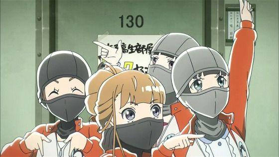 アニメ - 宇宙よりも遠い場所 第7話 感想:そんな装備で大丈夫か!民間だからいろいろ厳しくて心配!