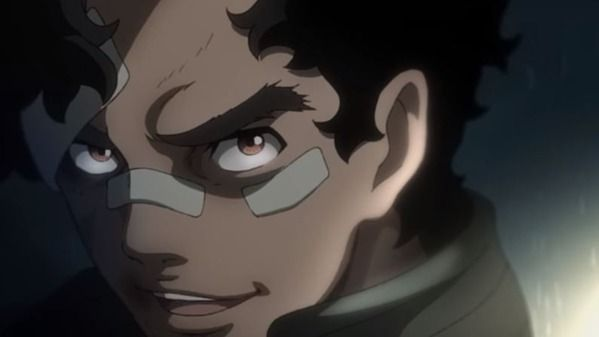 【メガロボクス 1話 感想のみ】 男の血と汗が臭ってくるようなアニメ。最高ですわ…