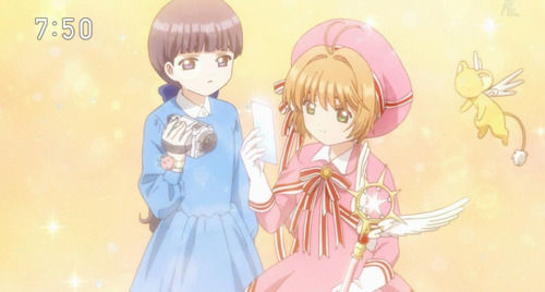【カードキャプターさくら クリアカード編】2話感想 さくらちゃんには、やっぱりピンクの衣装が似合うな