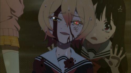 アニメ - 『魔法少女サイト』11話感想 管理人との死闘!奴村さんどうなっちゃうの