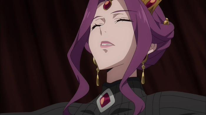 【盾の勇者の成り上がり】第20話 キャプ感想 メルティちゃんのママ女王、超ナイスバディ! 美魔女かな?ww