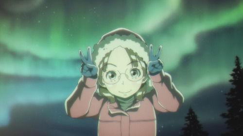 アニメ - 『宇宙よりも遠い場所』の終わり方が予想外すぎて吹いた