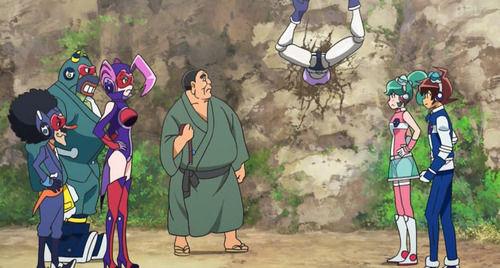 アニメ - 【タイムボカン 逆襲の三悪人】17話感想 今回ケモナー歓喜回だな
