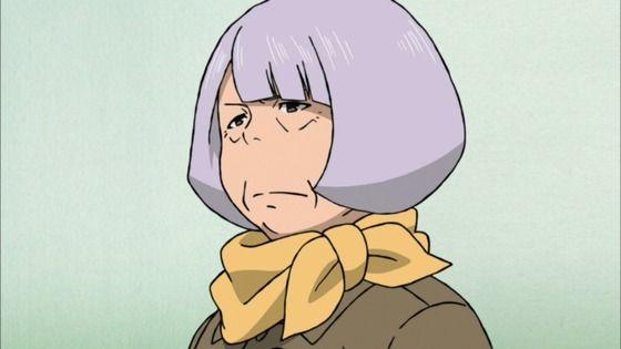 アニメ - ひそねとまそたん 第8話 感想:いつも優しいけどしっかり叱れるジョアのおばあさんが格好いい!