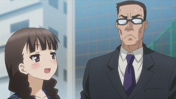 アニメ - 【踏切時間 3話 感想のみ】 先生にイカされちゃう踏切
