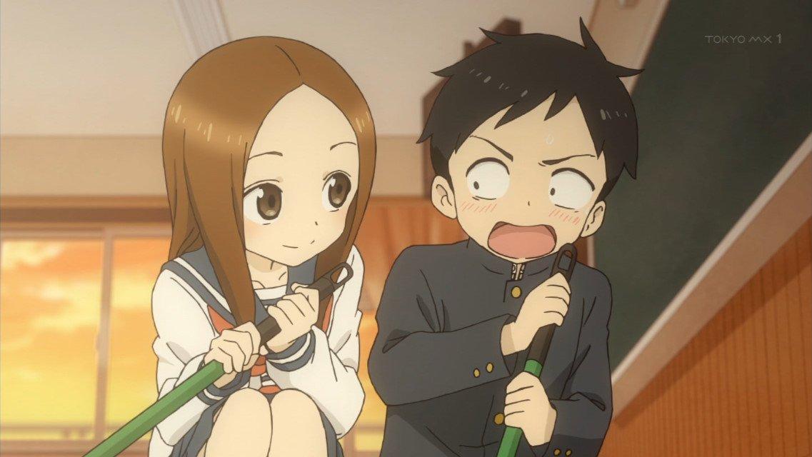 アニメ - 『からかい上手の高木さん』11話 感想 ついに高木さんにクリティカルヒット!