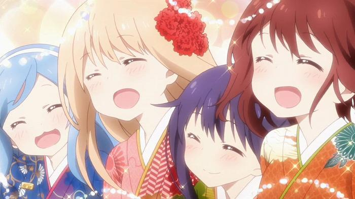 アニメ - 【干物妹!うまるちゃんR】 第12話『みんなとうまる』 キャプ感想