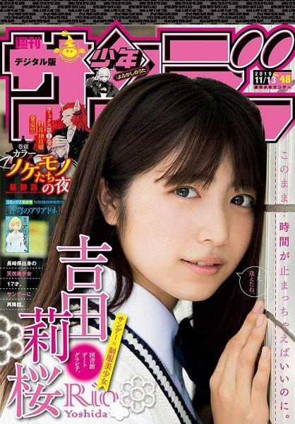 コミック - 少年サンデー2019年№48 感想まとめ