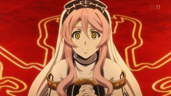 アニメ - グランクレスト戦記 第22話 感想:頼れるヒーラーのプリシラさんが犠牲に!感情がみえないのが悲しい!