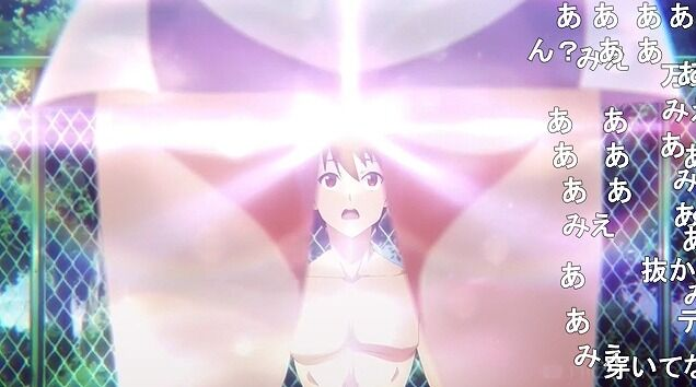 アニメ - 【ド級編隊エグゼロス 2話 ニコ生】 「光あれ」でアンケ86%
