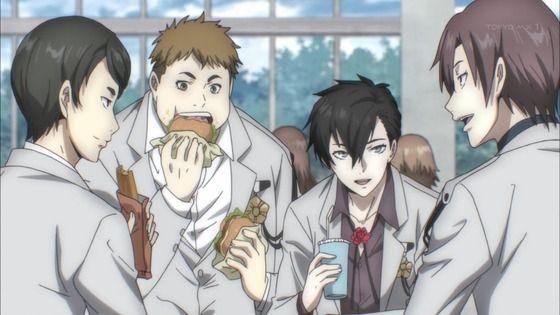 アニメ - Caligula -カリギュラ- 第1話 感想:クセの強そうな主人公だけど友達も付き合いがいい!