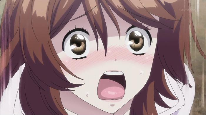 アニメ - 【甘い懲罰~私は看守専用ペット】 第3話 キャプ感想 セクハラ懲罰に耐えれず、陽菜ちゃん脱獄しちゃうのか? タイムリーなネタだなww