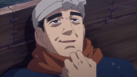 アニメ - ゴールデンカムイ 第8話 感想:気弱そうな辺見の内なる狂気がひしひしと伝わる!