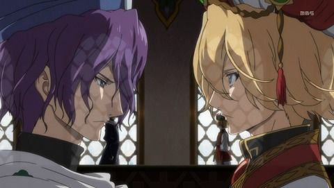 アニメ - 【将国のアルタイル】第24話 感想 戦は終わらない、アニメは終わる【最終回】